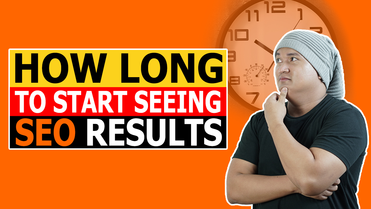 how long to start seeing SEO results