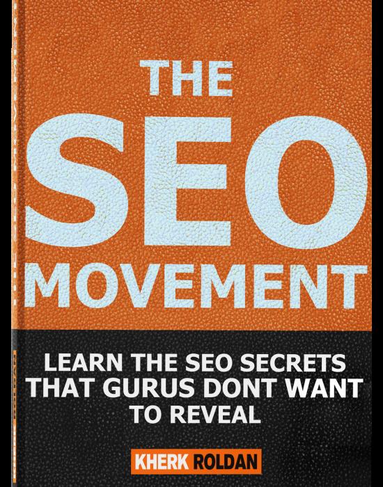 The SEO Movement Book